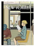 The New Yorker Cover - November 8  2004