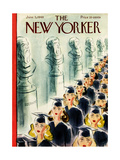 The New Yorker Cover - June 5  1948