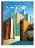 The New Yorker Cover - October 19  2009