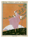 Vogue Cover - March 1916