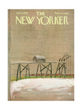 The New Yorker Cover - June 11  1966