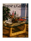 House & Garden Cover - July 1945