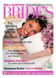 Brides Cover - April 1995