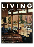Living for Young Homemakers Cover - April 1959