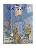 The New Yorker Cover - November 21  1953