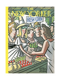 The New Yorker Cover - August 8  1964
