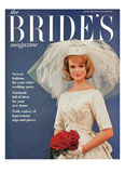 Brides Cover - August 1963