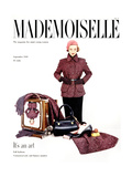 Mademoiselle Cover - September 1949