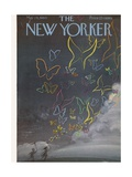The New Yorker Cover - May 28  1960