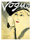 Vogue Cover - February 1932