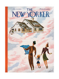 The New Yorker Cover - July 20  1946