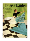 House & Garden Cover - March 1952