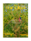 The New Yorker Cover - July 3  1971