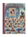 The New Yorker Cover - January 6  1951
