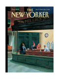The New Yorker Cover - December 27  1999
