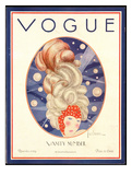Vogue Cover - November 1924