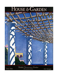 House &amp; Garden Cover - June 1924