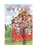 The New Yorker Cover - April 27  1968