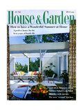 House & Garden Cover - June 1959
