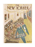 The New Yorker Cover - May 10  1947