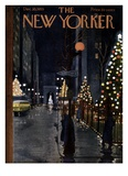The New Yorker Cover - December 10  1955