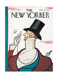 The New Yorker Cover - February 24  1968