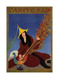 Vanity Fair Cover - August 1915