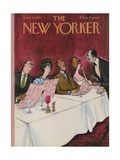 The New Yorker Cover - September 16  1961