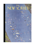 The New Yorker Cover - June 20  1936