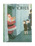 The New Yorker Cover - December 14  1946