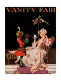 Vanity Fair Cover - December 1915