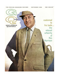 GQ Cover - September 1963