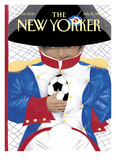The New Yorker Cover - July 13  1998