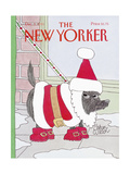 The New Yorker Cover - December 9  1991