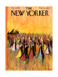 The New Yorker Cover - December 10  1960