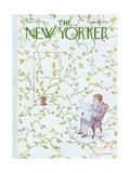 The New Yorker Cover - March 15  1976