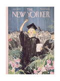 The New Yorker Cover - June 14  1941