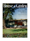House & Garden Cover - August 1951