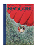 The New Yorker Cover - December 16  1944