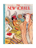The New Yorker Cover - January 28  1939