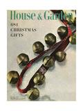 House & Garden Cover - November 1949