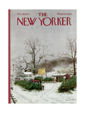 The New Yorker Cover - December 19  1970