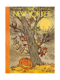 The New Yorker Cover - October 31  1959