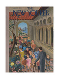 The New Yorker Cover - June 7  1941