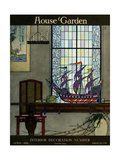 House & Garden Cover - April 1919