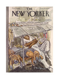 The New Yorker Cover - February 11  1939