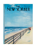The New Yorker Cover - April 1  1967