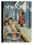 The New Yorker Cover - December 11  2006