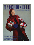 Mademoiselle Cover - December 1942