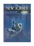 The New Yorker Cover - August 20  1960